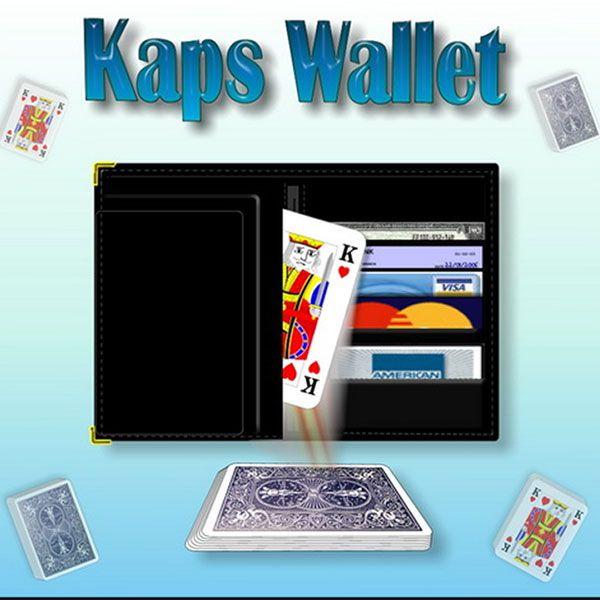 Kaps Wallet Trickbrieftasche für Zauberkünstler