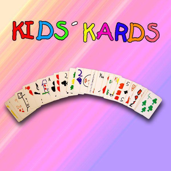 Kids Kards Kartentrick