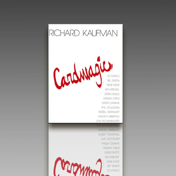 Card Magic by Richard Kaufmann