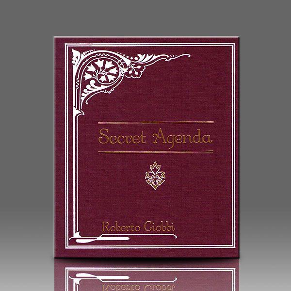 Secret Agenda - Roberto Giobbi Zauberbuch