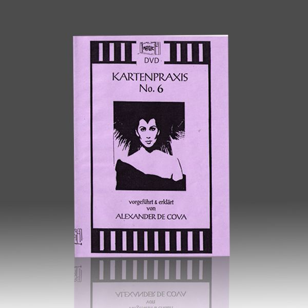 Kartenpraxis 6 - Alexander De Cova DVD