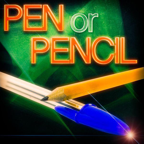 Pen or Pencil Mickael Chatelain Zaubertrick Close Up