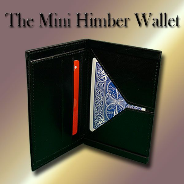 Mini Himber Wallet by Jerry O'Connell