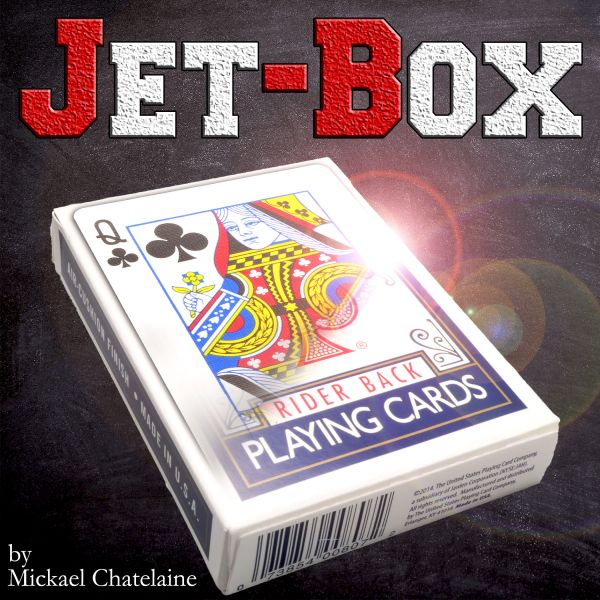 Jet-Box Chatelaine fantastischer Kartentrick