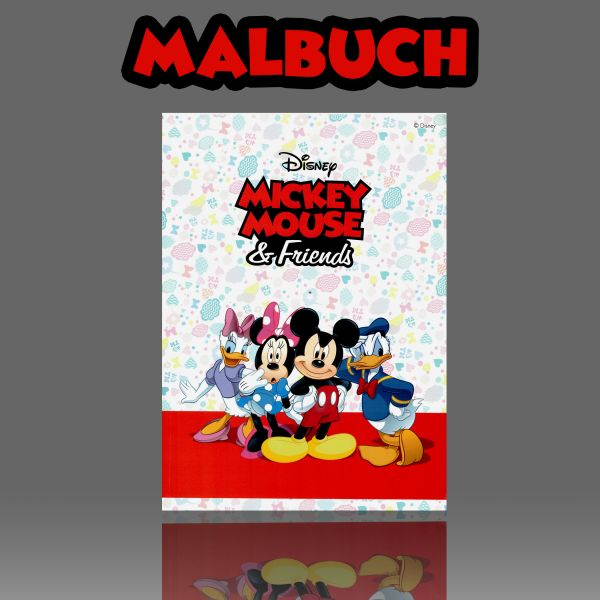 Mickey Mouse and frieds fantastischer Kindertrick