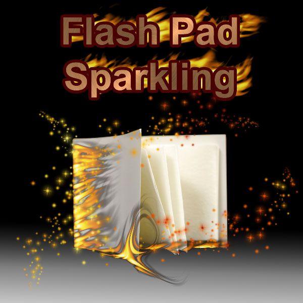 Flash Pad Sparkling Pyropapier