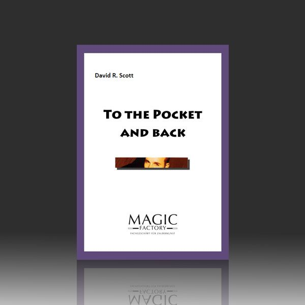 To the Pocket and back Zauberbuch