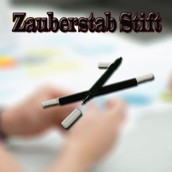 Zauberstab - Stift Zubehör für Zauberkünstler