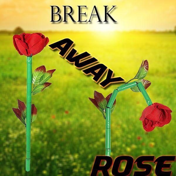 Break-Away Rose Comedy Zaubertrick