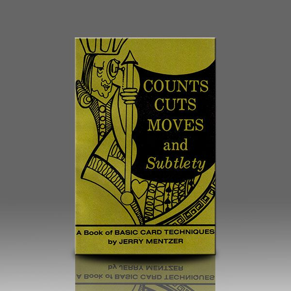 Counts Cuts Moves and Sublety Zauberbuch