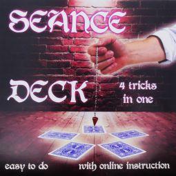 Seance Deck Zaubertrick für Mentalisten