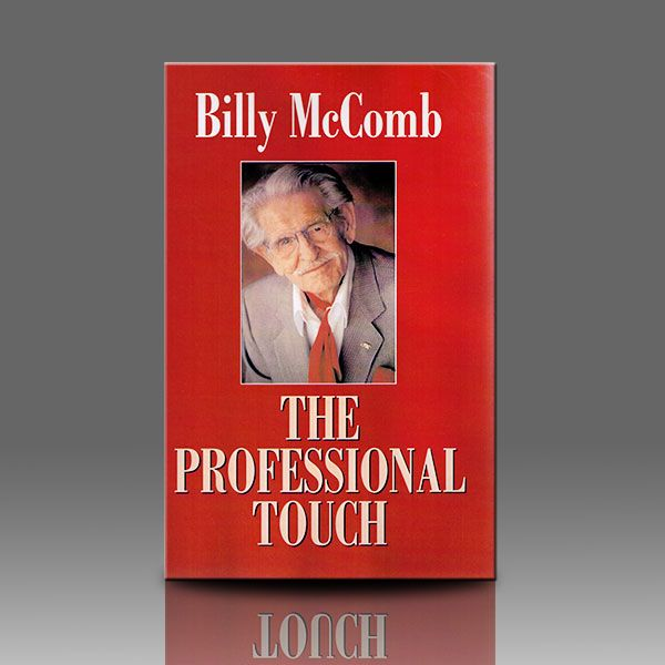 The Professional Touch - Billy McComb