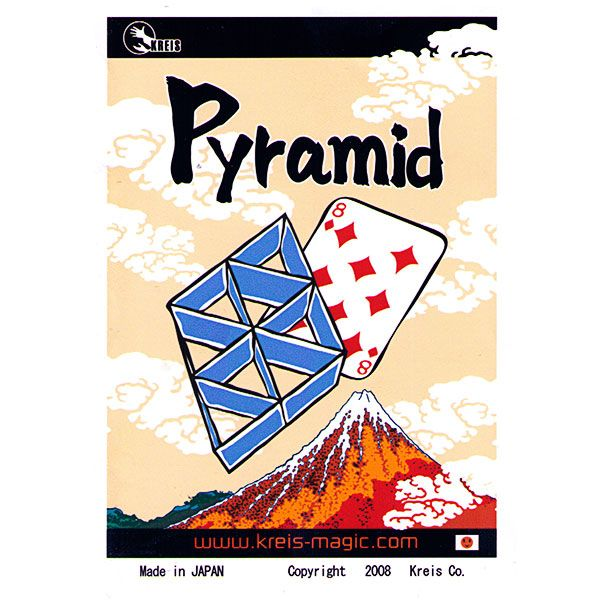 Pyramid Kartentrick