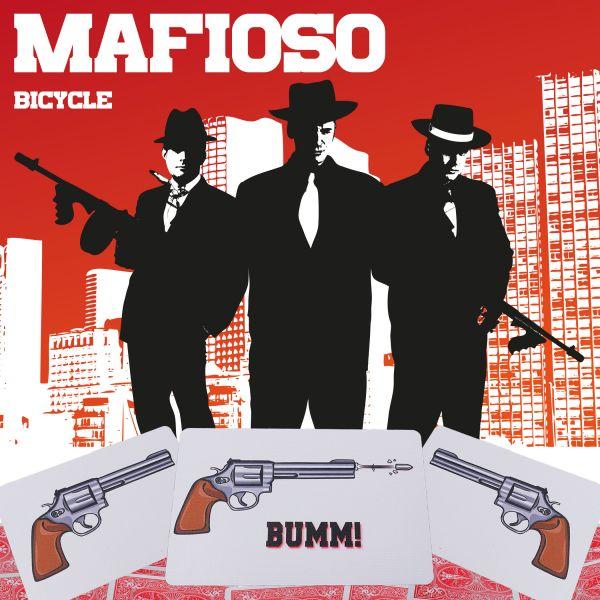 Mafioso einfach vorzuführender Kartentrick