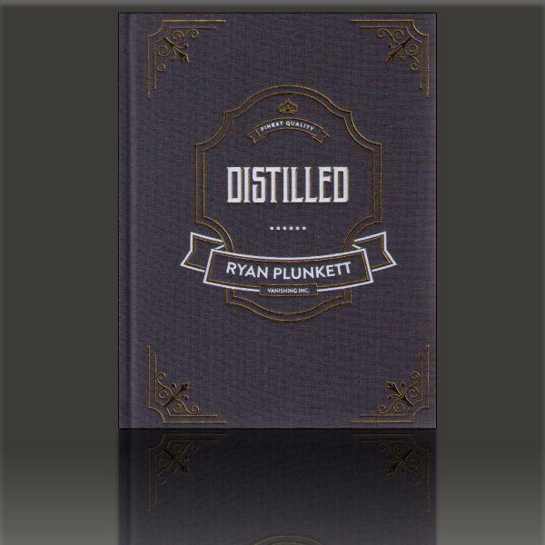 Distilled by Ryan Plunkett Zauberbuch
