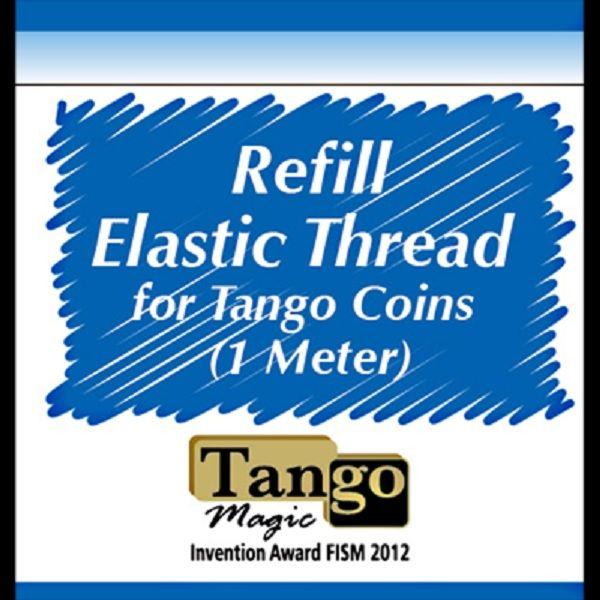 Refill Elastic Thread for Tango Coins zauberzubehör