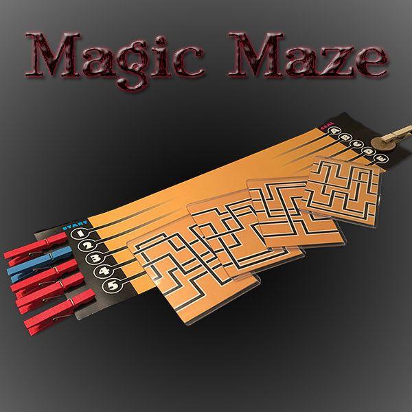 Magic Maze Tenyo 2017