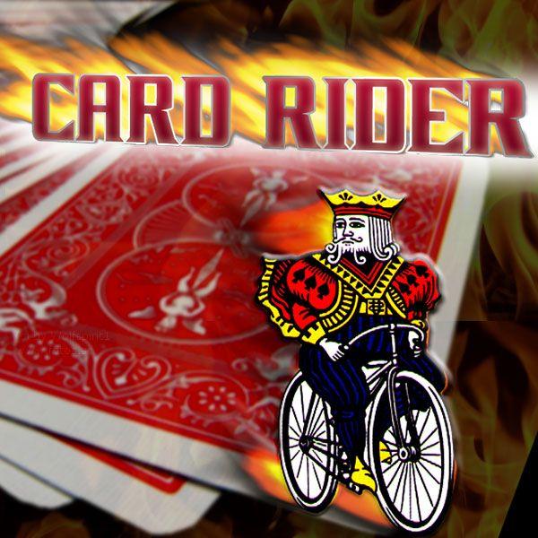Card Rider Kartentrick