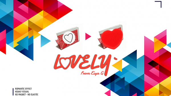 LOVELY by Esya G video DOWNLOAD