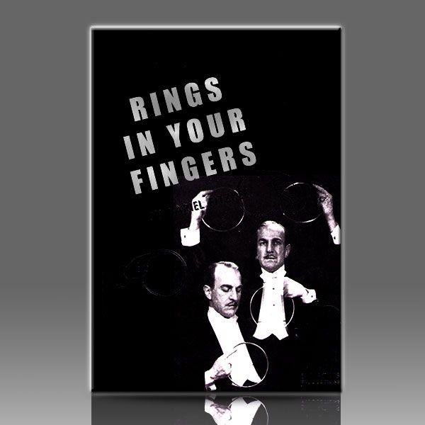 Rings in your Fingers - Dariel Fitzkee Zauberbuch