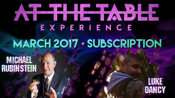 At The Table March 2017 Subscription video DOWNLOAD