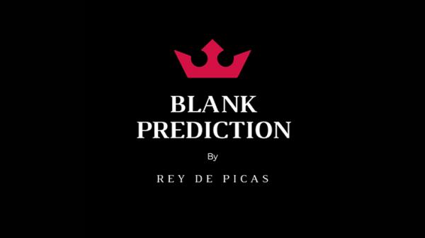 Blank Prediction by Rey de Picas video DOWNLOAD