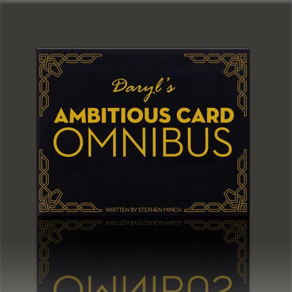 Ambitious Card Omnibus by DARYL Zauberbuch