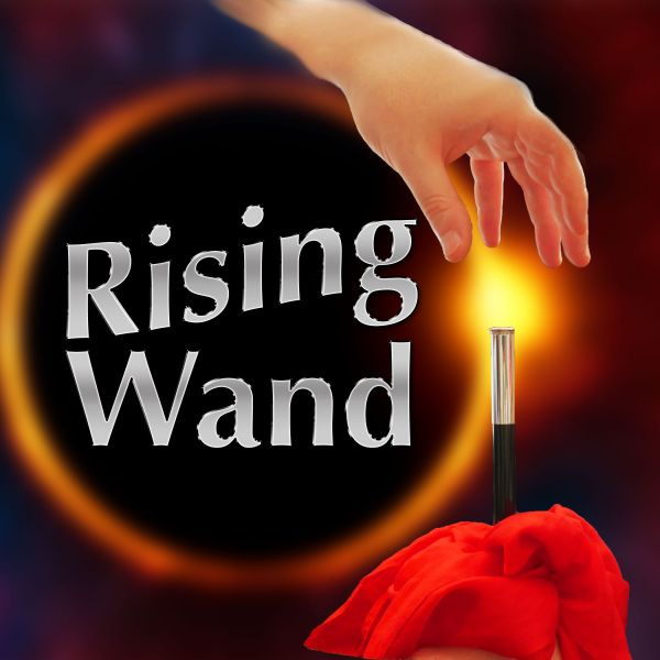 Rising Wand Zaubertrick Stand Up