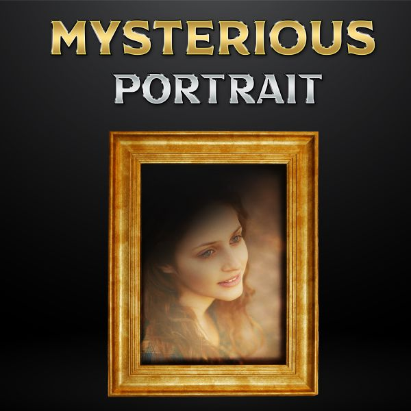 Mysterious Portrait - J.C Magic Zaubertrick