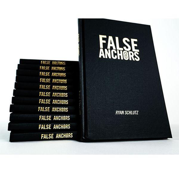 False Anchors - Ryan Schlutz Zauberbuch