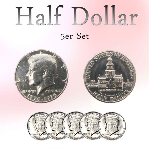 Half Dollar - Independence Hall
