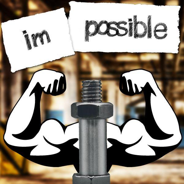 Unmöglich - Impossible Zaubertrick close Up