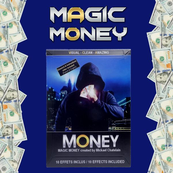 Magic Money - ChatelainZaubertick Chatelain
