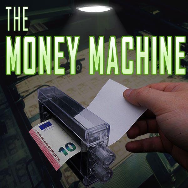 Zaubertricks Close Up Money Machine