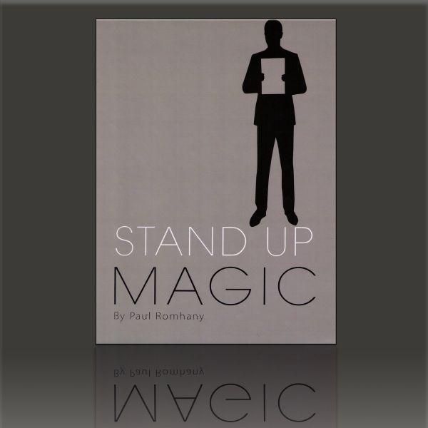 Stand Up Magic by P. Romhany Zauberbuch