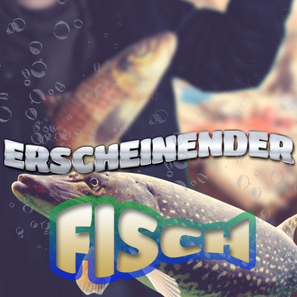 Erscheinender Fisch Zaubertrick Stand-Up